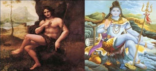 Comparing two Gods from two religions