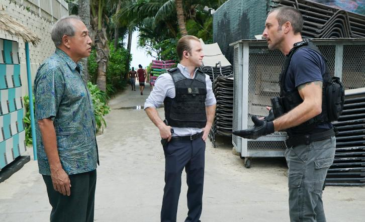 Hawaii Five-0 - Episode 8.22 - Kopi Wale No I Ka I'a A 'Eu No Ka Ilo - Promo, Promotional Photos + Press Release