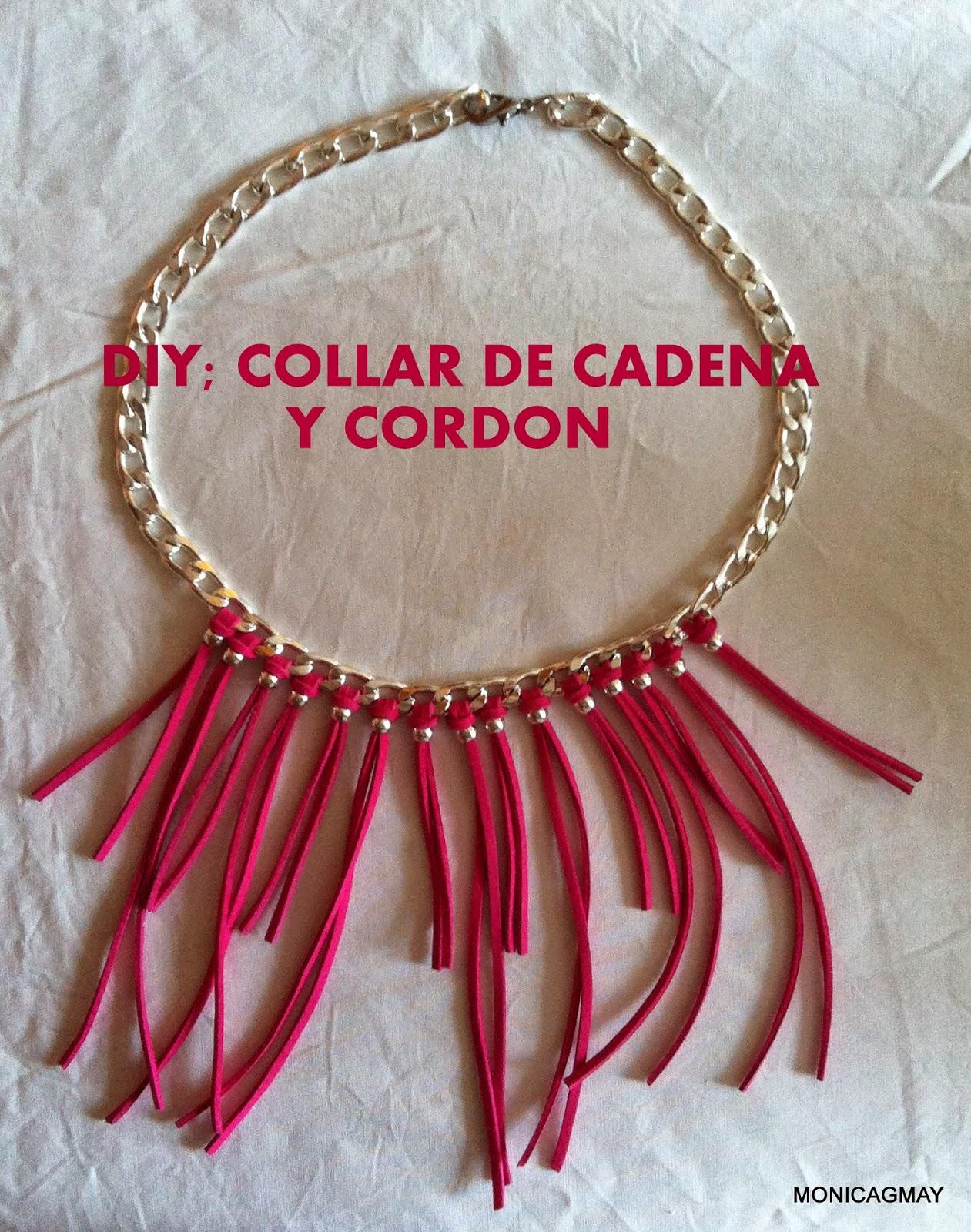 60d0f704db6e Costura Y Collar Moda Cordón Diy De Caiga Que Cadena Lo FYrFAnPwq in ...
