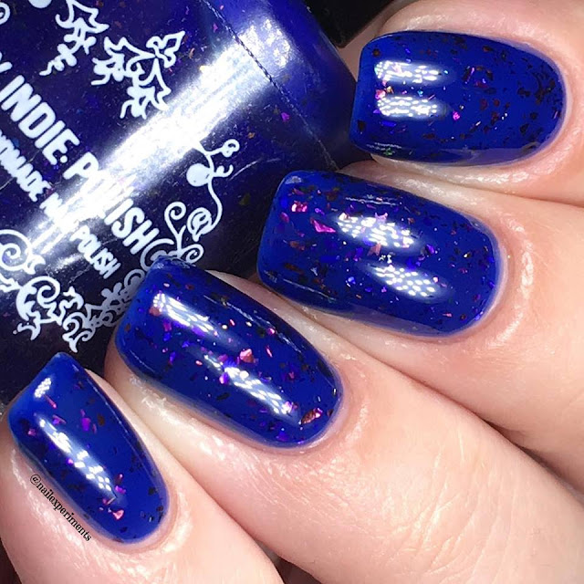 my indie polish the cne