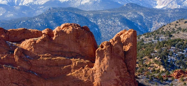 Colorado Springs is a scenic location with desirable climate combined coupled with dozens of attractions.