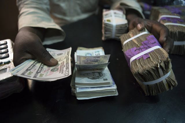 Naira Continue To Gain Heavy Strength As Dollar Traffickers Suffer HEAVY Lost ...You'll Be Shocked At New Rate
