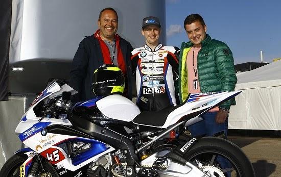 Das EGS Moto Racing-Team startet neu in der IDM Superbike-Klasse mit Jan Bühn und Tim Eby