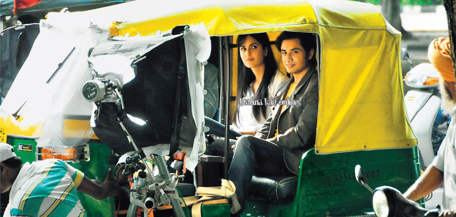 Only-Katrina Katrina Kaif With Ali Zafar