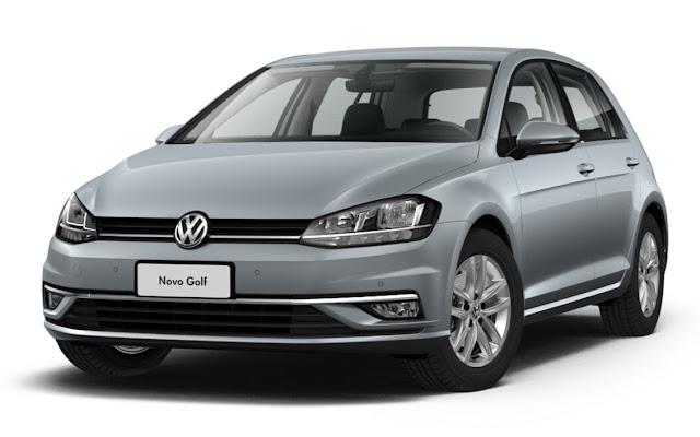 VW Golf 2018 Highline TSI Automático - Básico