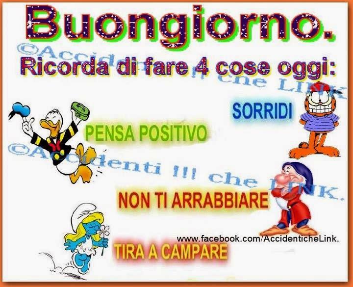 Accidenti che link buongiorno clicca l 39 immagine x for Vignette simpatiche buongiorno