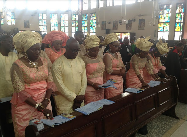Lady Victoria Onochie funeral