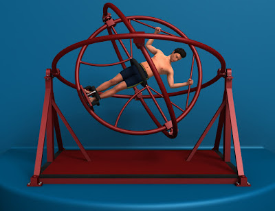 The Human Gyroscope