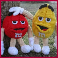Amigurumis M and M