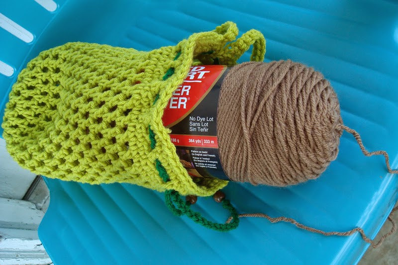 Handmade By Haniyyah Crochet Yarn Cozy Holder Or Carrier