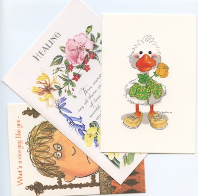 A review of my life in greeting cards some of my favorite greeting card lines m4hsunfo