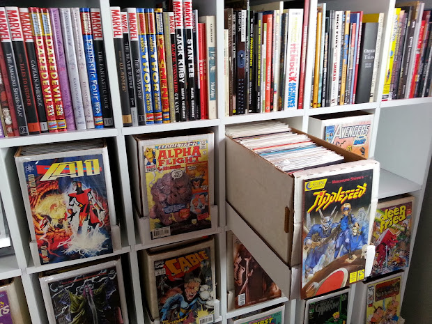 Comic Book Storage