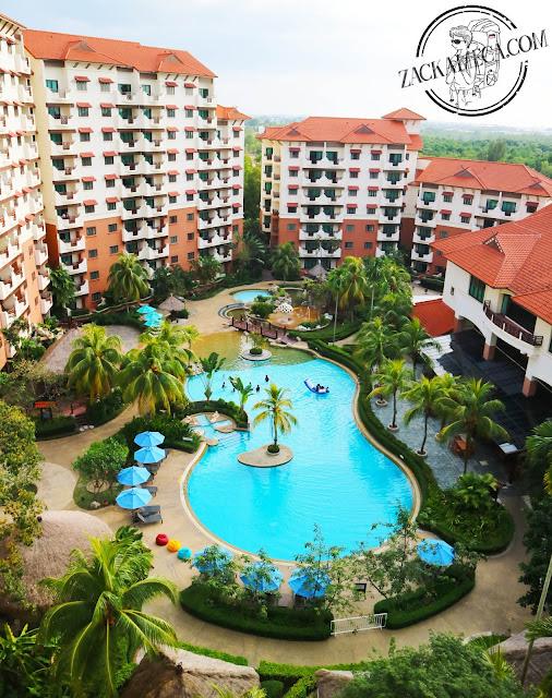 Liburan Akhir Pekan - Takjub Dengan Kemewahan Holiday Inn Resort Batam