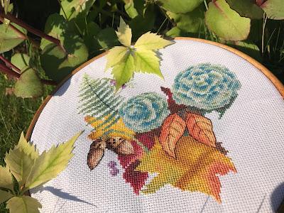 autumn bouqet panna