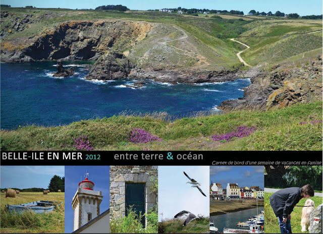 Un petit tour à Belle- Île