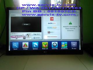 Pusat Layanan Service LG Polytron Samsung Panasonic Sony Sharp Tangerang Television Services TV Sanyo AQUA JAPAN