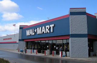 Walmart and environmental friendliness