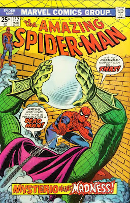 Amazing Spider-Man #142, the fake Mysterio