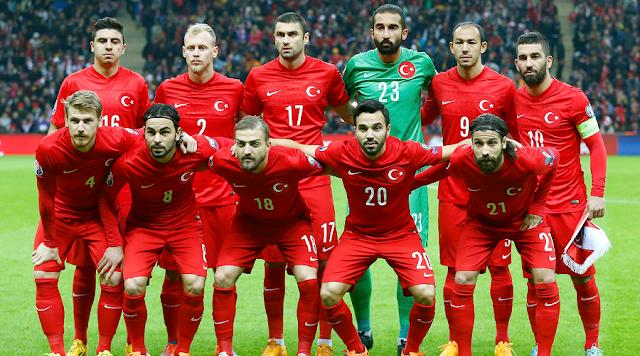 Skuad Resmi EURO 2016 Turki