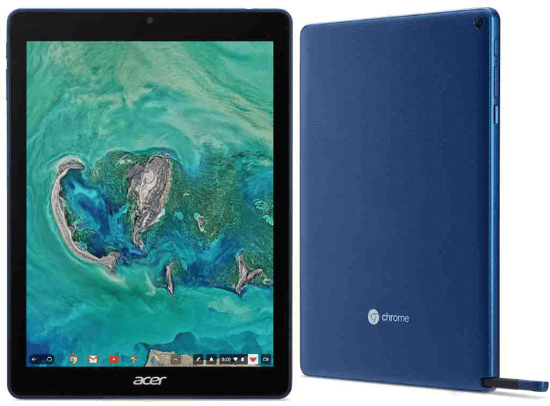 Acer Chromebook Tab 10 with hexa-core chip unleashed