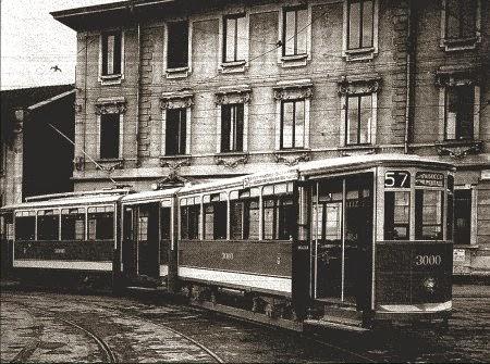 tram milano 3000