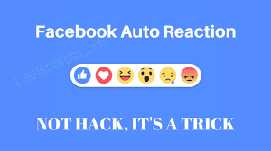 Bot Auto Reaction Followers Comment Facebook NEW