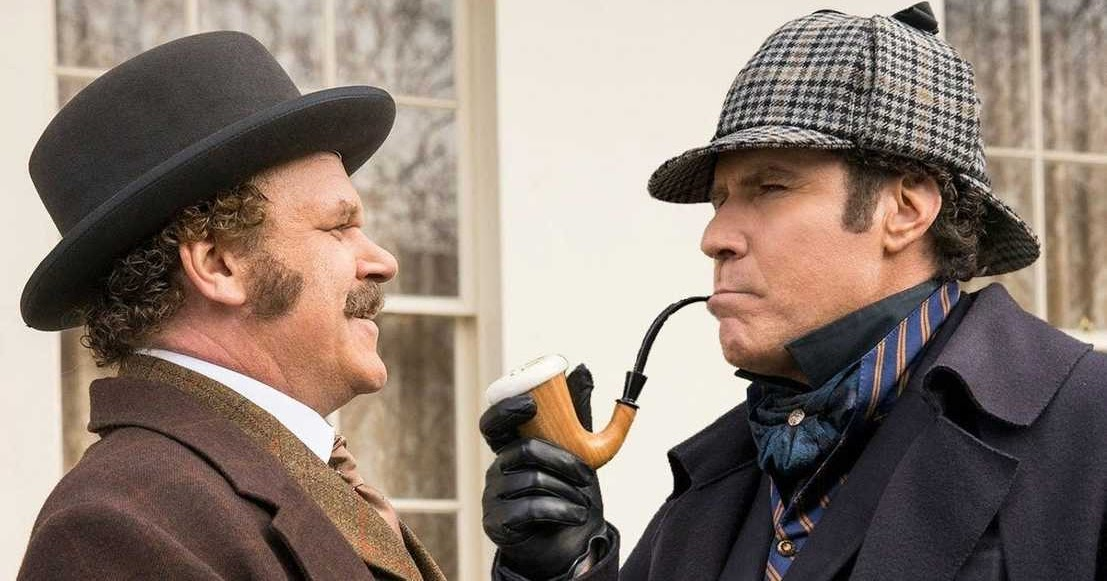 A Very Different Holmes and Watson