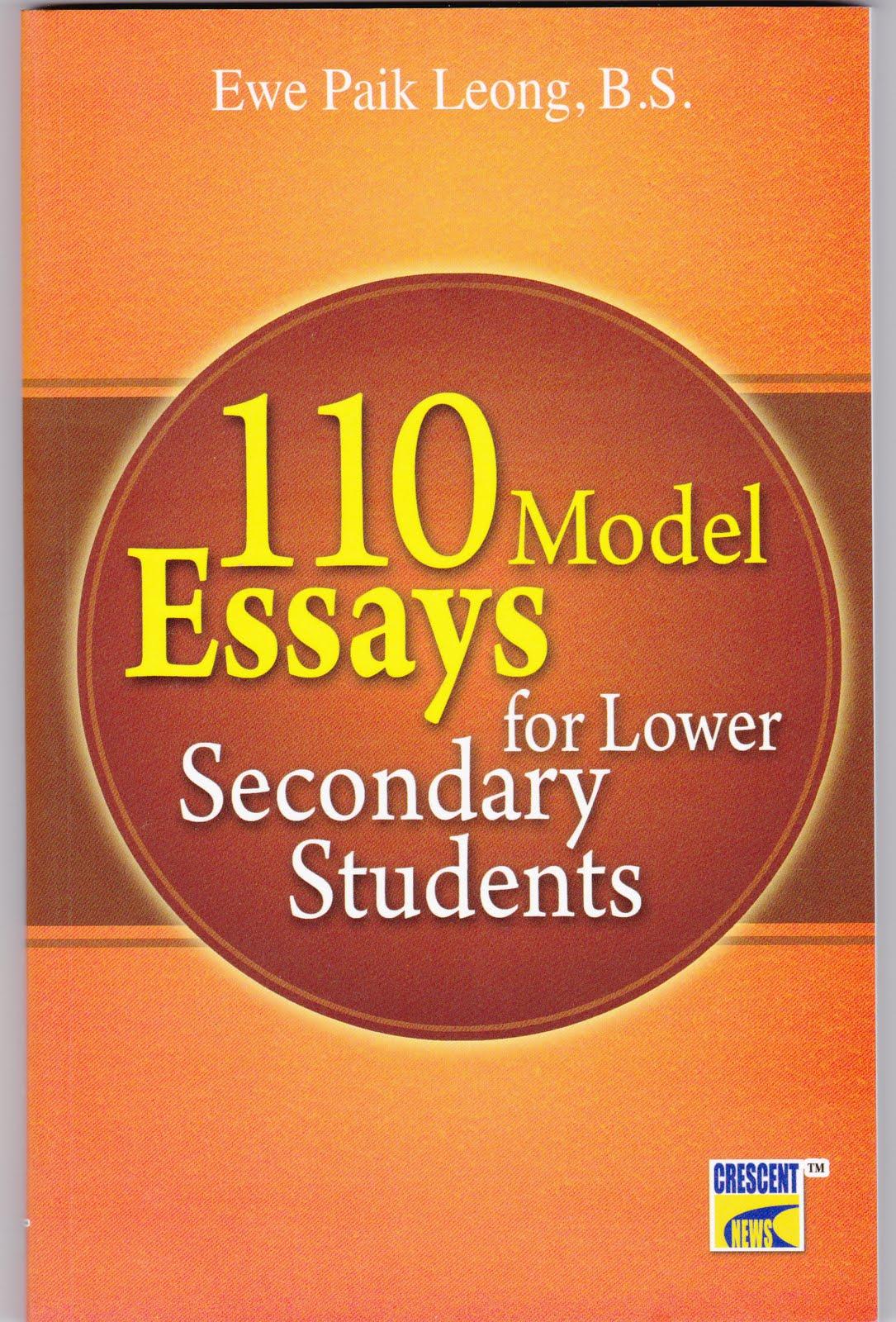 ewe paik leong the wordslinger 110 model essays for lower 110 model essays for lower secondary students just released