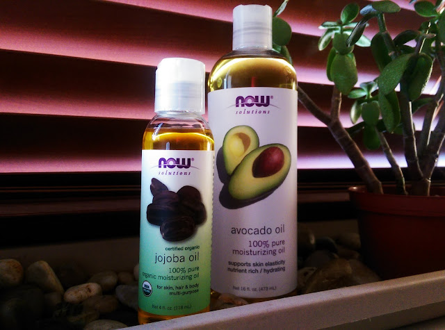 Now Solutions Pure Avocado Oil is a natural, nutrient-rich (containing vitamins A, B, D, E, protein, amino acids, iron, copper, magnesium, and folic acid). Pure Jojoba Oil is derived from the seed of the jojoba shrub and is one of the most popular cosmetic oils available today.