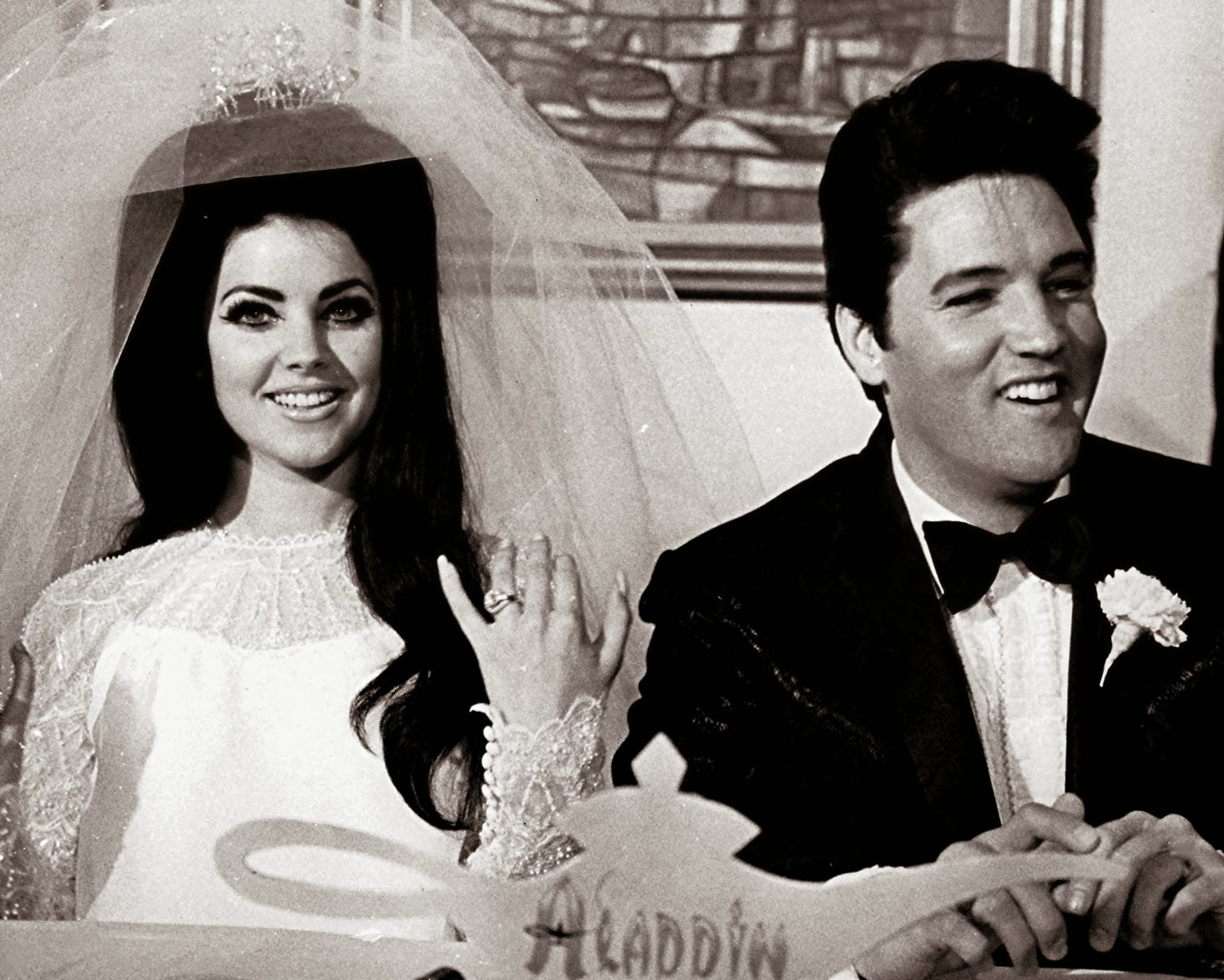 How Elvis Chronicled Divorce From Priscilla in Emotional ... |Elvis And Priscilla Presley