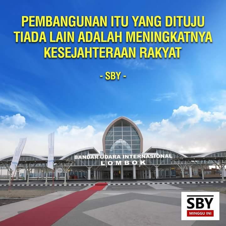 Halus Tapi Telak, Begini Sindiran SBY Soal Berbangga Infrastruktur