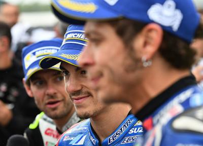 Kemenangan Vinales Titik Awal Mimpi Buruk Rossi
