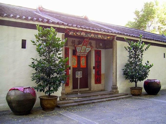 【古蹟遊】百年客家圍村 三棟屋博物館