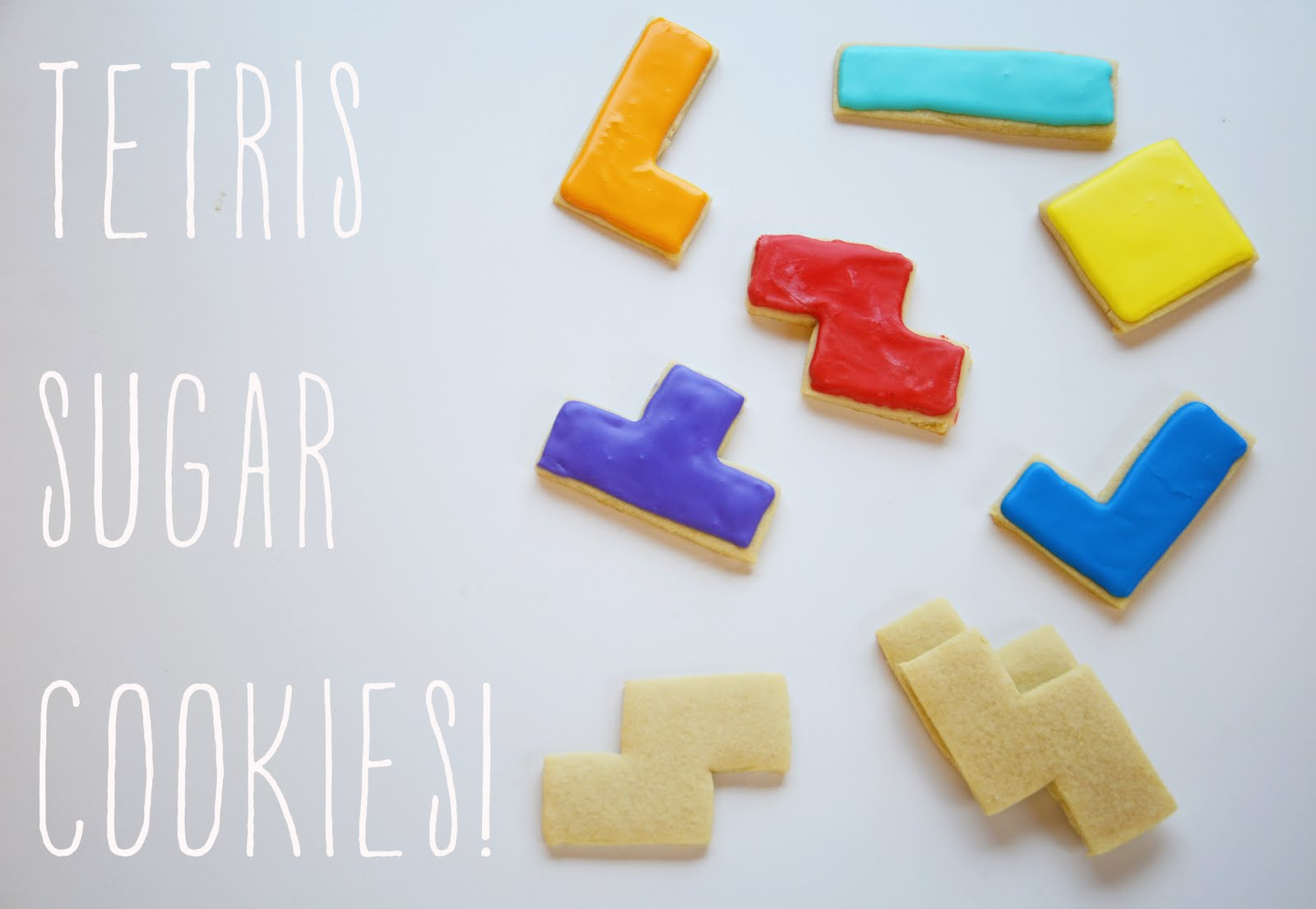 p.s.♡: tasty tuesday: tetris cookies