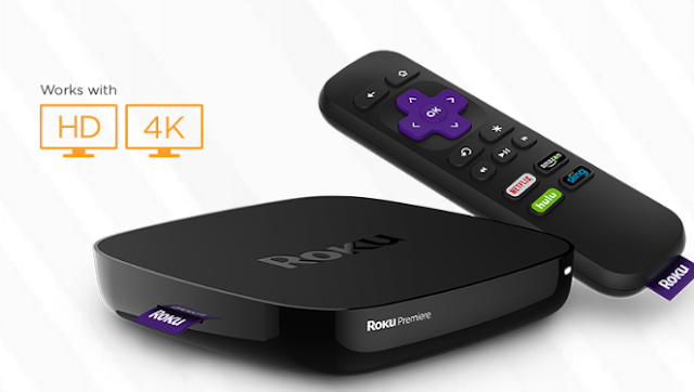 Roku Premiere Powerful streaming. Stunning HD and 4K picture quality