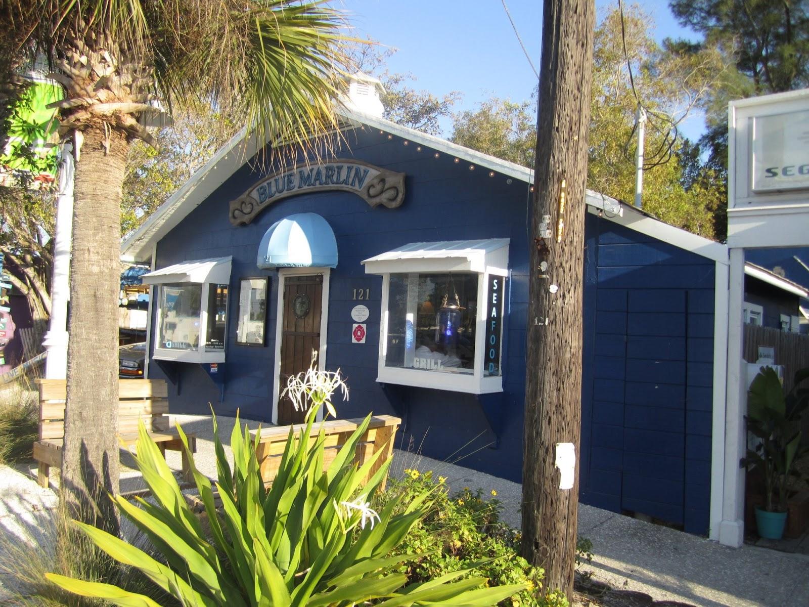 Epicurean Perils Of Sweet Polly Blue Marlin Restaurant