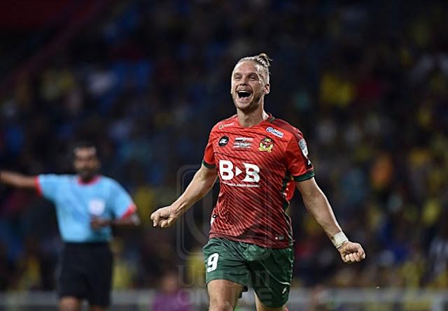 Kedah Juara Piala FA 2017