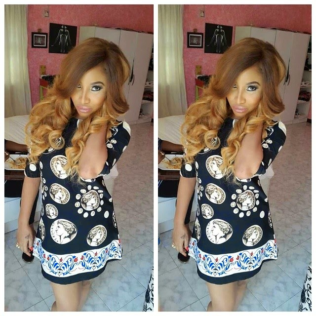OMG! Tonto Dikeh Gets Mercedes G-Wagon Worth Over N30M From