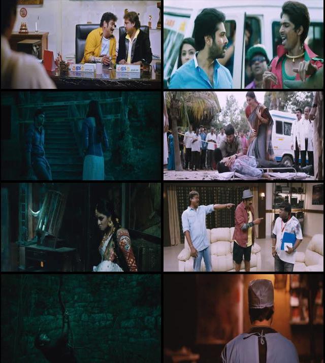 Raju Gari Gadhi 2015 Dual Audio Hindi 480p BRRip