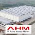 Lowongan Kerja Operator Produksi Astra Honda Motor Bagi Lulusan SMA