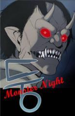 MONSTER NIGHT – Truyện tranh