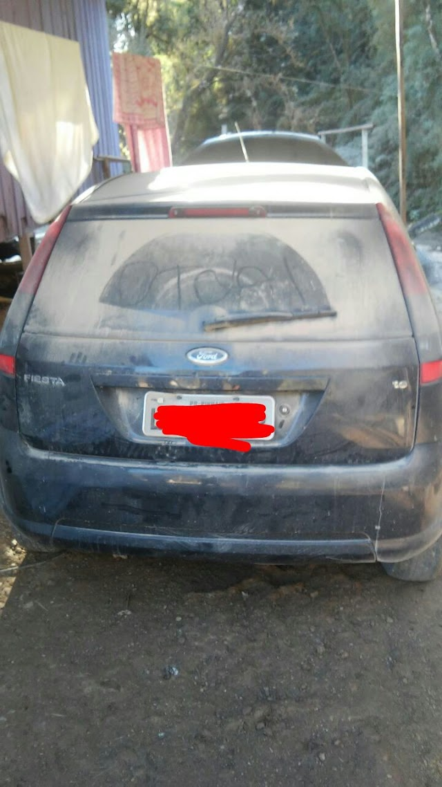 Polícia Militar recuperou 3 veículo roubados