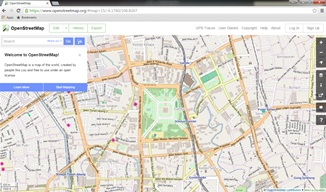 Cara Download Data Shapefile (SHP) Open Street Map (OSM)
