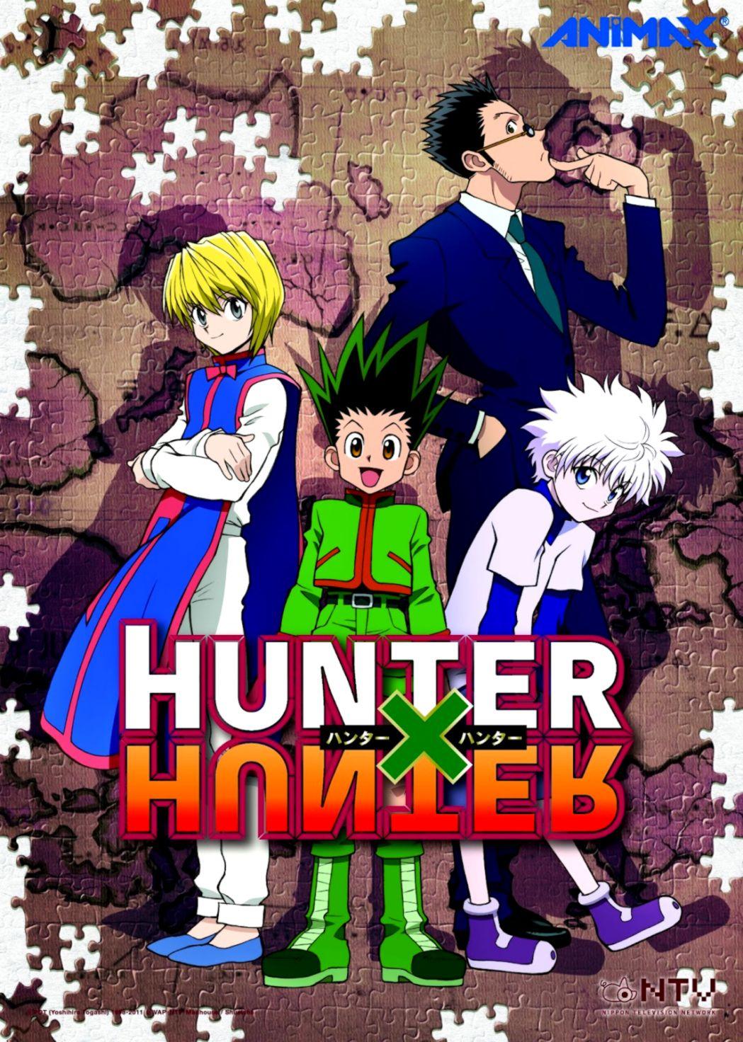 Hunter X Hunter Wallpapers Minimalist