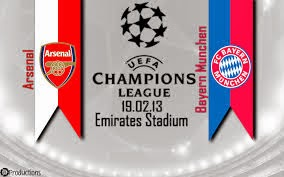 Hasil dan Video Arsenal vs Bayern Munchen