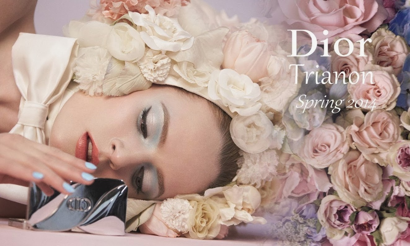 Dior Trianon Collection Spring 2014