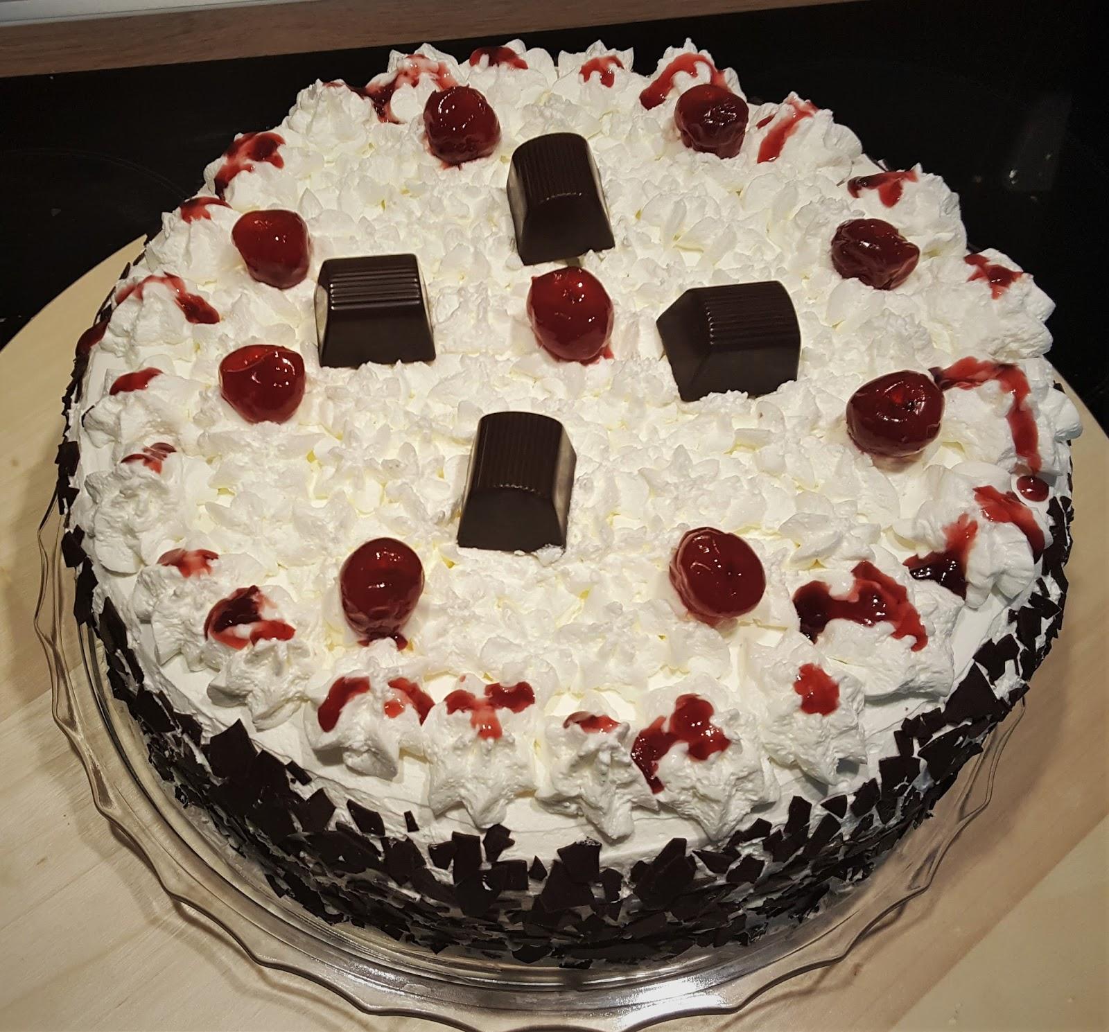 Mon Cheri Torte