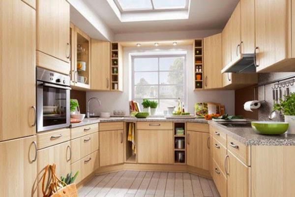 Kitchen Set Model Huruf U