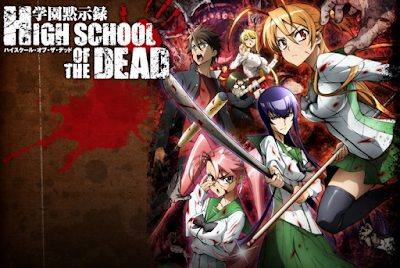 Download Ost High School of the Dead