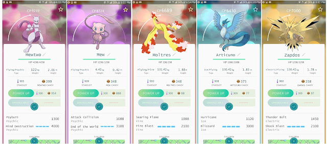 Pokemon GO legendaris terkuat image